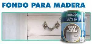BELCO FONDO BLANCO P/MADERA 1Lt
