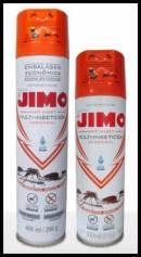 JIMO AEROSOL PENETRANTE 400ml (LUBRICANTE-DESATASCANTE-PROTECTOR)